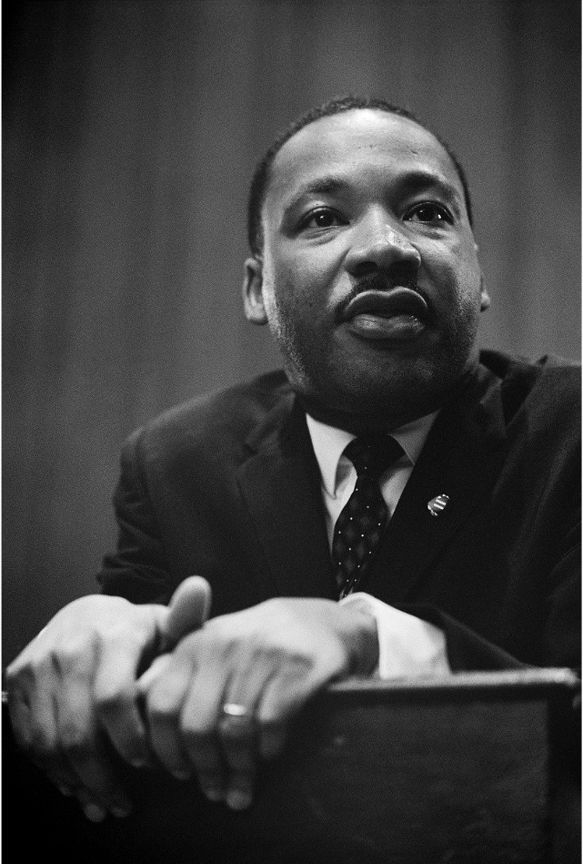 Rise above the narrow confines of individualistic concerns. Martin Luther King Jr.